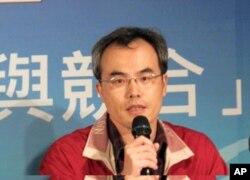 罗世宏呼吁大陆解禁台湾网站