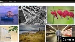Yahoo busca competir con el popular sitio para compartir fotos Instagram, adquirido el año pasado por Facebook en $747 millones de dólares.