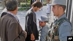 د افغان امنیتي قواوو په اړه د اکسفام د مؤسسې اندیښنې