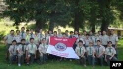Thiếu đoàn hướng đạo gốc Việt 1819 tại San Jose