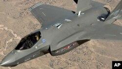 日本将购买洛克希德•马丁公司的F-35隐形战机
