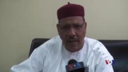An Zabi Bazoum Mohamed, Ministan Cikin Gidan Jamhuriyar Nijar, A Matsayin Sabon Shugaban Jam'iyyar PNDS Tarayya Mai Mulki