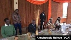 UMnu Peter Zwide kaLanga Khumalo osebizwa ngoKing Nyamande Lobengula II