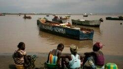 Pescadores abalroados por barco da Chevron; dois desaparecidos - 1:56