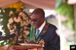 Mongameli Robert Mugabe