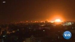 Isirayeri Yihoye Gaza ku Rusasu rwa Reketi Rwakomerekeje 7