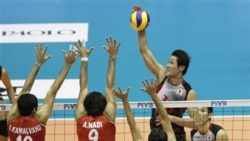 مصاف حساس والیبال ایران
