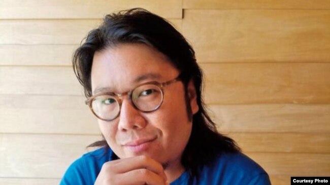 """Penulis novel """"Crazy Rich Asians,"""" Kevin Kwan (Dok: Giancarlo Ciampini)"""