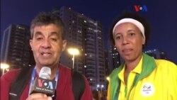 Janete Arcain fala da expectativa dos jogos do Rio