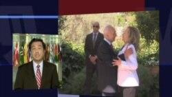 VOA连线:美国国务卿克林顿出访中东