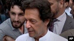 巴基斯坦总理伊姆兰·汗 - 资料照