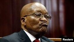 جاکوب زوما دو ماه پیش، بعد از بالا گرفتن اتهام در زمینههای فساد مالی، از ریاست جمهوری آفریقای جنوبی استعفا داد.