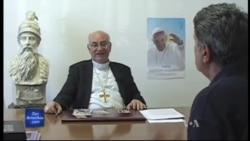 Monsinjo Masafra, ne prag te vizites se Papes