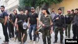 Các hình ảnh từ Syria