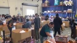 慈善機構幾近掙扎滿足不斷上升的食品需求