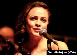 Nihan Çetin Aydın - Mezzo-soprano