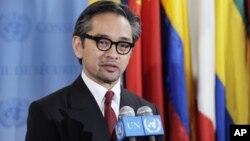 Ngoại trưởng Indonesia Marty Natalegawa cảnh báo rằng căng thẳng ở Biển Đông sẽ gia tăng nếu Trung Quốc và ASEAN không nhanh chóng đạt thỏa thuận về một bộ qui tắc hành xử