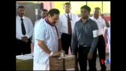 2015-01-08 美國之音視頻新聞: 斯里蘭卡總統選舉選情膠著