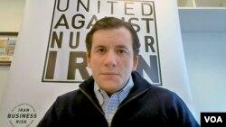 جیسون برادسکی، رئیس سیاستگذاری گروه اتحاد علیه ایران هستهای