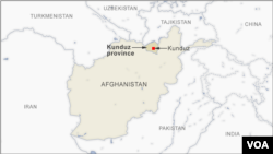 افغانستان کے شمالی شہر قندوز پر طالبان نے ایک روز قبل حملہ کیا تھا