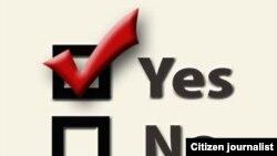 """Les trois partis formant le gouvernement d'unité ont demandé aux Zimbabwéens de voter """"Oui"""""""
