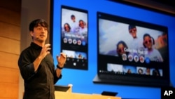 Windows 10: The Next Chapter press event