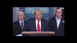 特朗普:國民警衛隊協助三個災情嚴重的州抗疫