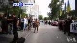 VOA60 Duniya: A Ukraine An Watsa Wa, Wani Dan Rajin Yaki Da Cin Hanci Da Rashawa Vitaliy Shubanin Ruwan Guba
