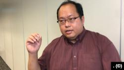 Доктор Лим Тай Вей из Национального университета Сингапура