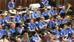 EU Youth Orchestra Spreads Passion for Music With American Peers
