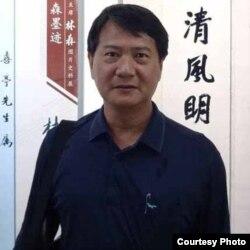 中华民国当代日本研究学会理事林贤参(照片提供: 林贤参)