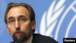 رعدالحسین نخستین عرب مسلمانی است که بحیث کمیسر عالی حقوق بشر سازمان ملل گماشته شده است