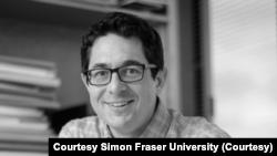 Stewart Prest of Simon Fraser University. (Photo Courtesy Simon Fraser University)
