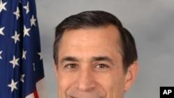 美国国会首富加州众议员艾萨