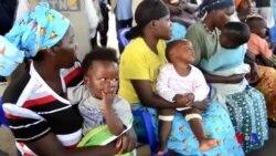 Des enfants touchés par les violences en Ituri (vidéo)