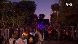 Selecção do Senegal recebida com festa em Dacar