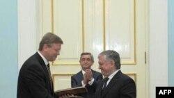 Հայաստանի կառավարության և Եվրոպական հանձնաժողովի միջև ստորագրվել է համատեղ հռչակագիր