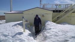 Life in America's Northernmost Observatory: Tracking Climate Change, Learning Inupiaq