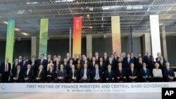 Miembros del G20 reconocen que el tema de las criptomonedas es algo que deben seguir activamente muy de cerca para identificar cualquier riesgo en su uso y comercialización.
