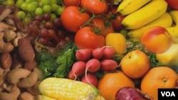 Fue en el estado de California donde los adultos comieron sus frutas y vegetales, menos de uno de cada cinco, lograron alcanzar las metas recomendadas.
