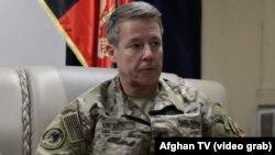 Panglima Tentara AS, Jenderal Scott Miller