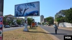 Moçambique Maputo Av Mao Tse Tung