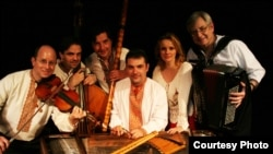 "Harmonia, an Eastern European folk ensemble from Cleveland has released a new CD, ""Hidden Legacy."" (Courtesy Harmonia)"