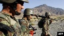 Афганські солдати
