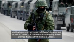 Time for Russia to End Occupation of Crimea