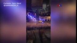 Policía investiga explosión en Manchester como ataque terrorista