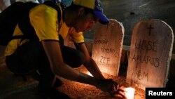 Los datos del informe realizado en base al año 2012, no reflejan las recientes víctimas políticas en Venezuela, a causa de las protestas antigubernamentales que iniciaron hace casi dos meses.