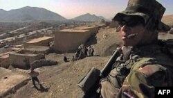 Vojnik NATO-a u Avganistanu
