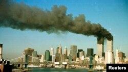 Svjetski trgovinski centar u New Yorku, 11. septembar 2001. godine