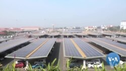 India's Cochin Airport Is World's First Fully Solar Powered